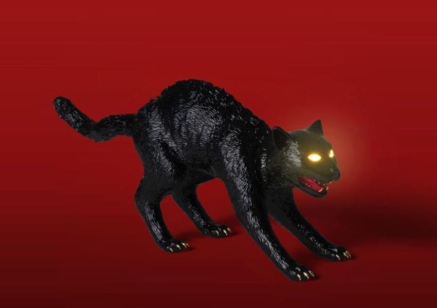 Seletti Presents CUJO Cat Lamp at Stockholm Furniture & Light Fair 2020