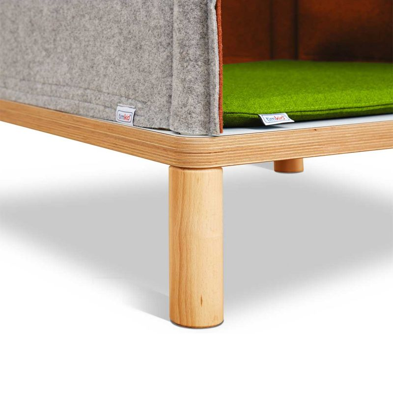 Sila Modular Acoustic Furniture System for Kids