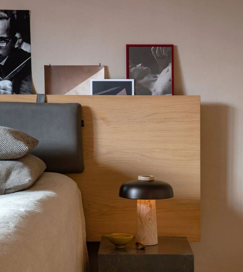 Aleksandar Lazic Designs Reverse Table Lamp for MENU