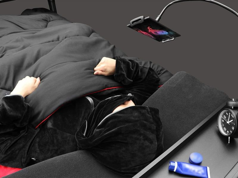 Bauhutte Gaming Beds are a Real Thing in Japan