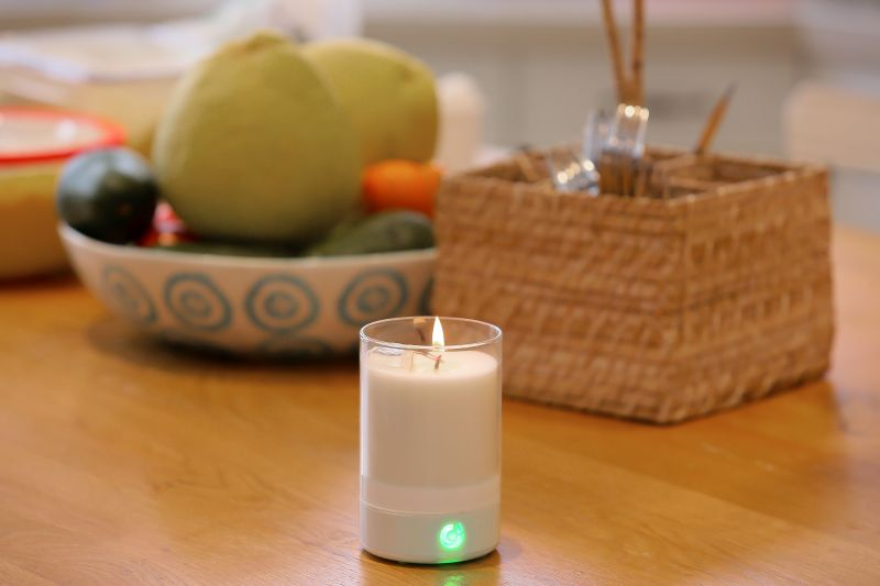 Candle Touch: World's First Smart Candle with Real Wax