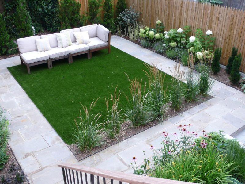 Landscaping Design Ideas 2020 for Effortless Upkeep & Simplicity