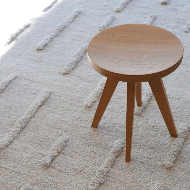 SERA HELSINKI Offers All-Natural Woolen Carpets
