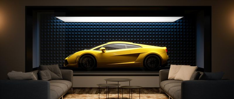 Supercar Capsule by SuperFutureDesign and ASZarchitetti