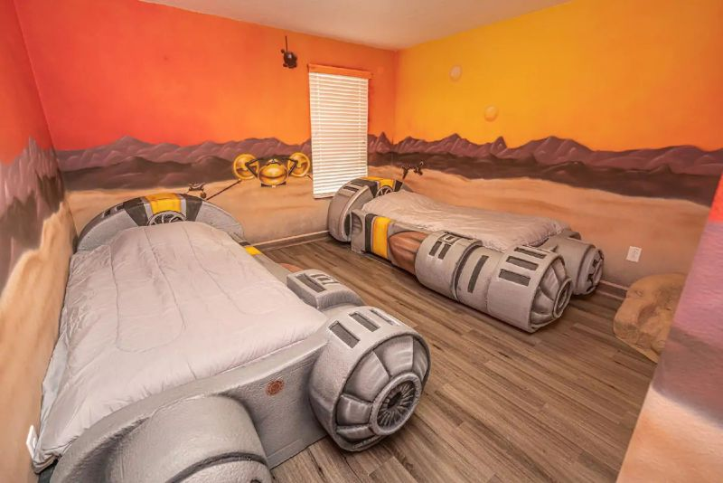 This Star Wars-Themed Vacation Rental in Florida is Available on Airbnb